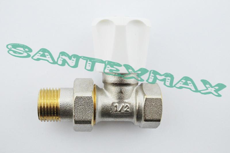 Вентиль прямой радиаторный Koer kr.903 1/2x1/2