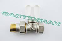 Вентиль прямой радиаторный Koer kr.903 1/2x1/2, фото 1