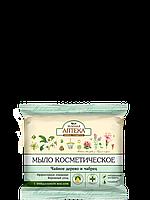 Мыло косметическое «Чайное дерево и чабрец» Зеленая аптека 75г