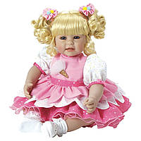 Кукла Adora ice cream Адора реборн отличный подарок.