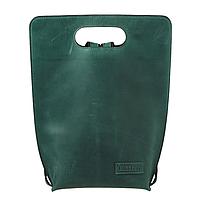 Кожаная сумка-рюкзак Black Brier BB-100