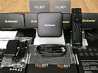 TV-Приставка Alfawise Z1 3GB(DDR4)/32GB S912 (Android Smart TV Box) із голосовим введенням