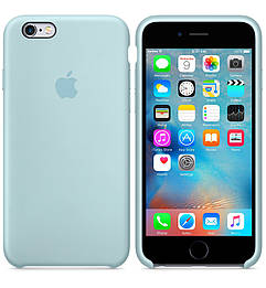 Apple Silicon Case for iPhone 6/6S Coral