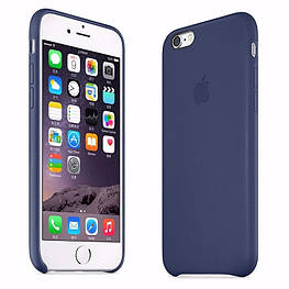 Apple Silicon Case for iPhone 6/6S Midnight Blue