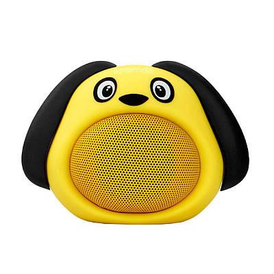 Bluetooth колонка Promate Snoopy Yellow