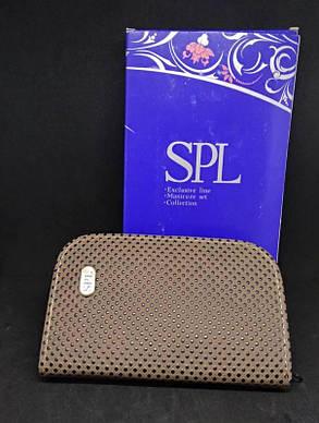 Чоловічий манікюрний набір SPL 77201BK, фото 2