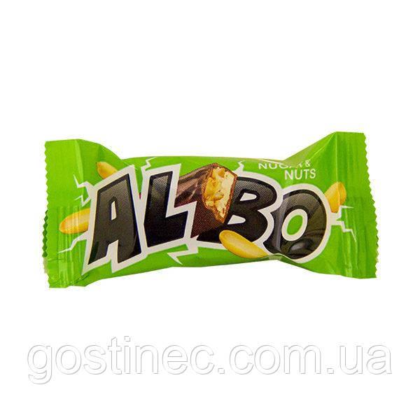 Конфеты Albo Nugat&nuts фабрика Баян Сулу республика Казахстан