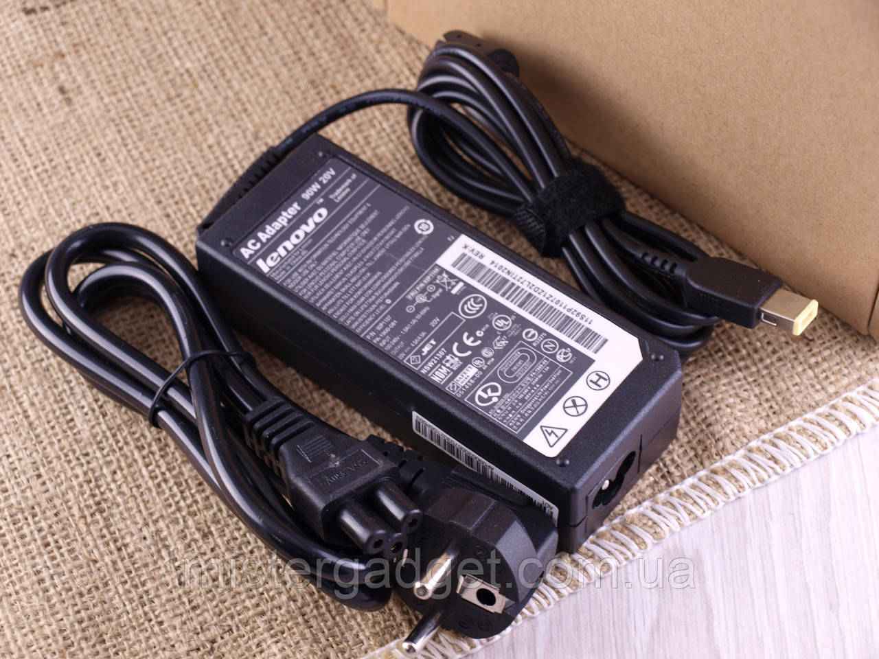 Блок питания для ноутбука Lenovo PA-1900-081 USB 20V 4.5A