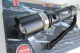 Фонарь светодиодный ручной Police BL-T8626-XPE