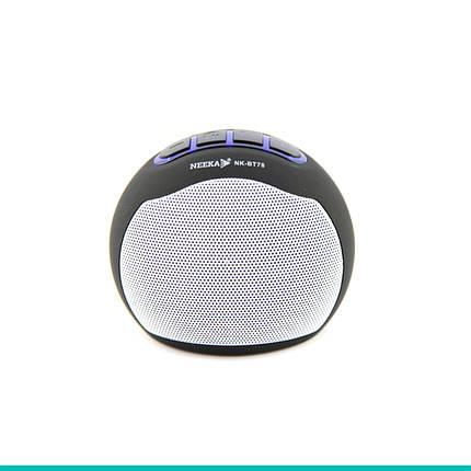 Портативная колонка Neeka NK-BT78 Bluetooth, фото 2