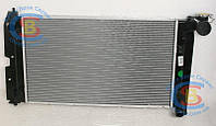 1064000059 Радиатор охлаждения FC/SL (Оригинал Сотовый 19mm) с крышкой Geely 1.8L 4G18, фото 1