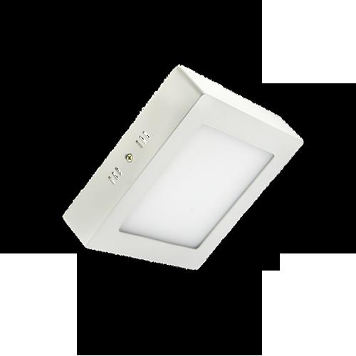 "LED светильник накладной ""Квадрат"" 18W 240х240 4000К"