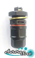 Водонепроницаемый (тип панель) соединитель до 3-х контактов WPP-03 Турция. Водостойкий разъём IP-68., фото 1