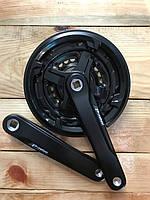 Шатуны Prowheel TA-CN68 алюминиевые 175 мм