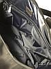 S-62 Dizar Сумка спортивная кожа крейзи черная, фото 5