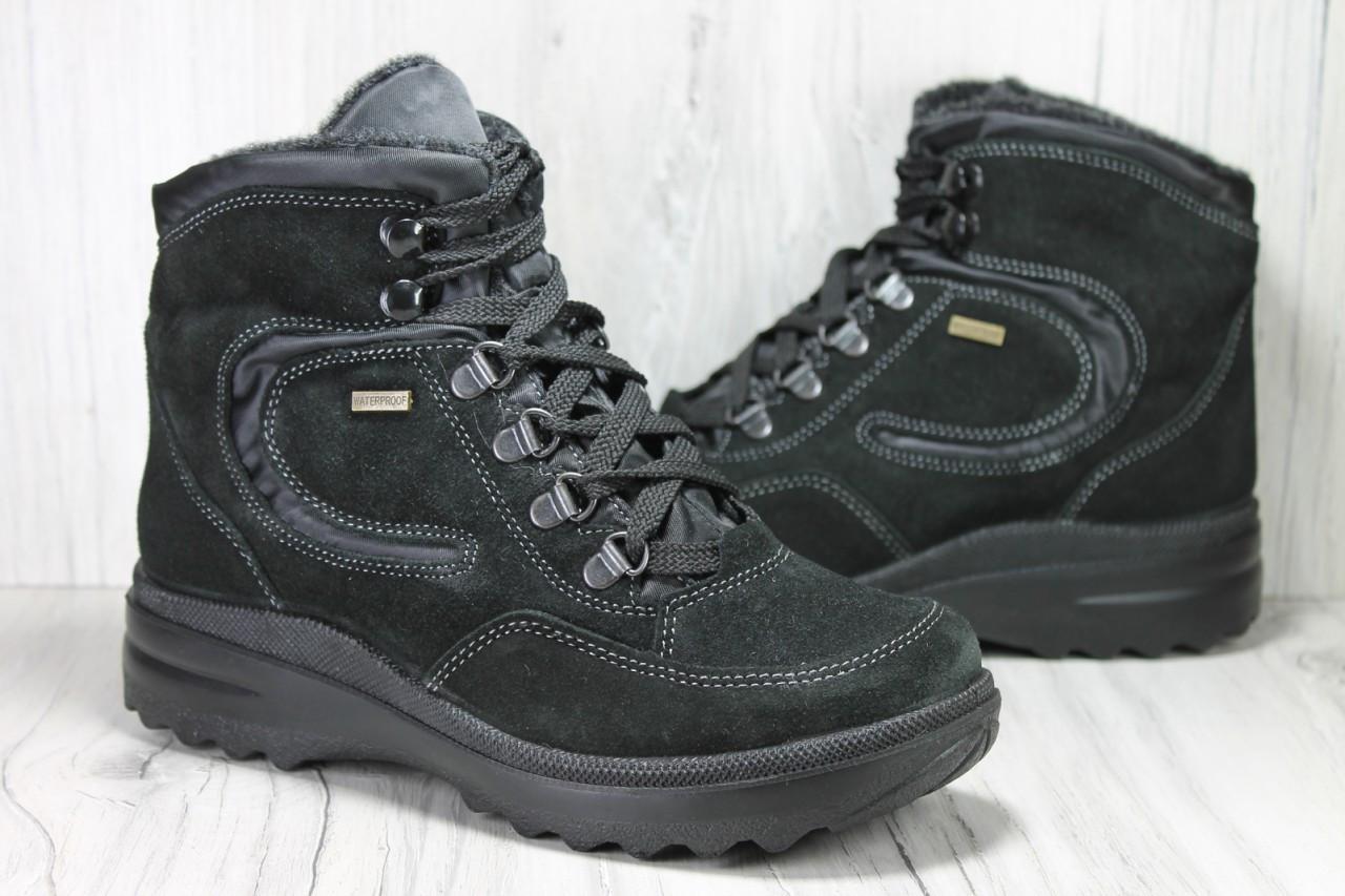 Підліткові зимові черевики непромокальні на мембрані Tigina унісекс