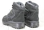 Підліткові зимові черевики непромокальні на мембрані Tigina унісекс, фото 4
