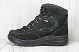 Підліткові зимові черевики непромокальні на мембрані Tigina унісекс, фото 5