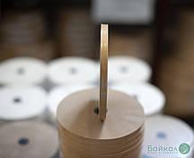 Гумированная лента для склеивания шпона коричневая: ширина-10 мм, длина-200 м/п