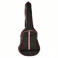 Чехол для акустической гитары HZA-WG41 Red
