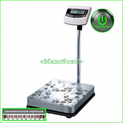 Весы торговые напольные — CAS BW 150 (кг)