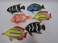 "Рыбка A029P тянучка, 8"" 4 в., 6 шт. в упак., ш.к. /30/180/(A029P)"