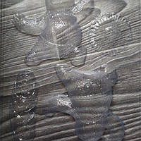 Форма пластиковая 3D Панда Кунг-фу
