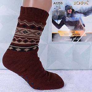 Тёплые домашние носки с тормозами Юра A1253-6