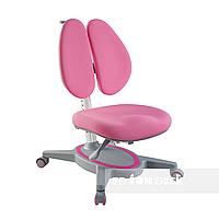 Детское ортопедическое компьютерное кресло FunDesk Primavera II розовое, фото 1