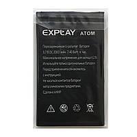 Аккумулятор EXPLAY Atom (Premium) Original