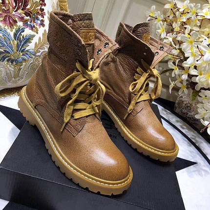 Мужские кожаные  ботинки UGG.Купить в Украине!, фото 2