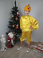 Детский карнавальный костюм Цыпленок, фото 1