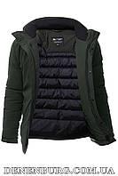 Куртка зимняя мужская TALIFECK T-152 хаки