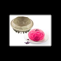 Силиконовая форма для десертов Silikomart GEMMA Италия -06563