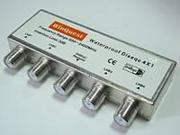 Коммутатор DISEqC 4x1 внешний WinQuest WQ-41