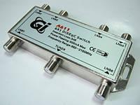 Коммутатор DISEqC 6х1 внутр. Galaxy Innovations A611