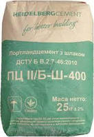 Цемент ШПЦ - 400, 25 кг Кривой Рог