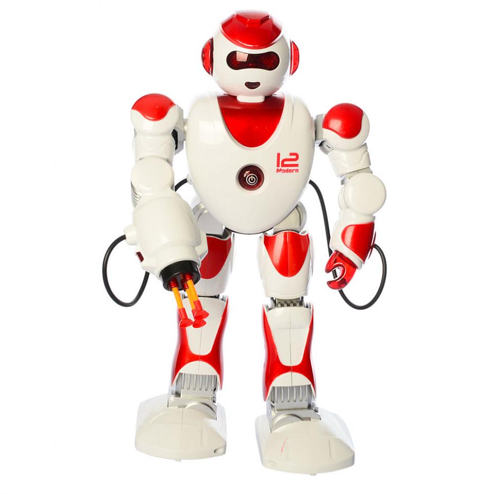 Робот Smart на радіокеруванні танцює, стріляє, їздить