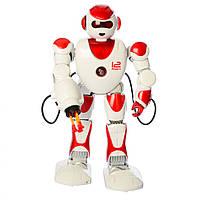 Робот Smart на радиоуправлении танцует, стреляет, ездит