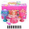Кукла-мороженое с ароматом Cupcake Surprise музыкальная LM2389 (53362)