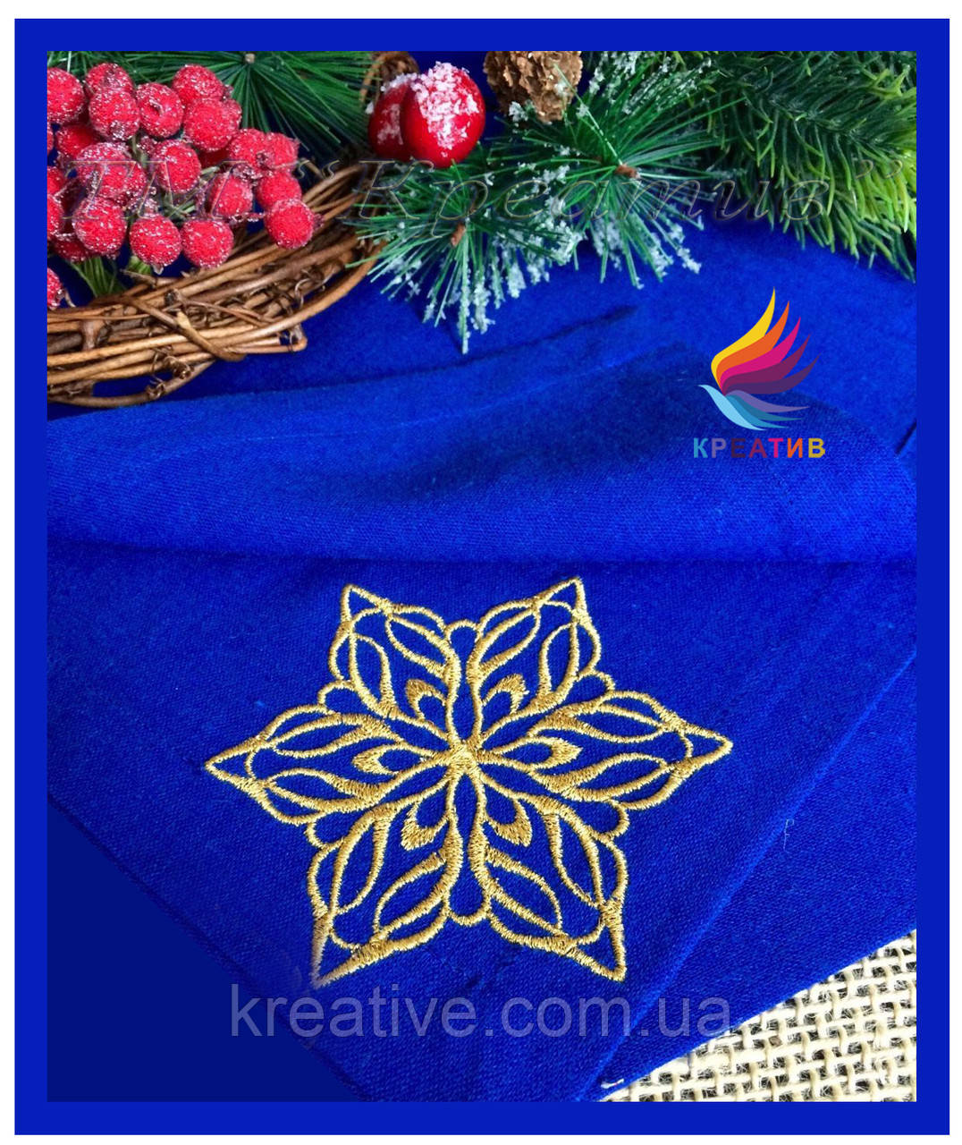 Пледы новогодние под заказ с возможностью нанесения логотипа (от 50 шт.)