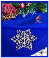 Пледы новогодние под заказ с возможностью нанесения логотипа (от 50 шт.), фото 1