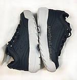 Кросівки Fila темно-сині, фото 4