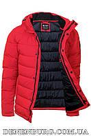 Куртка зимняя мужская TALIFECK T-027A (Z) красная, фото 1
