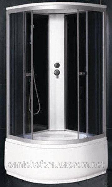 Душевой бокс Vivia 95 PR-E 90x90x210