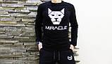 Мужской спортивный  костюм Miracle свитшот штаны, фото 4