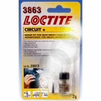 Loctite 3863 Circuit+набор для ремонта нитей обогрева 2гр.