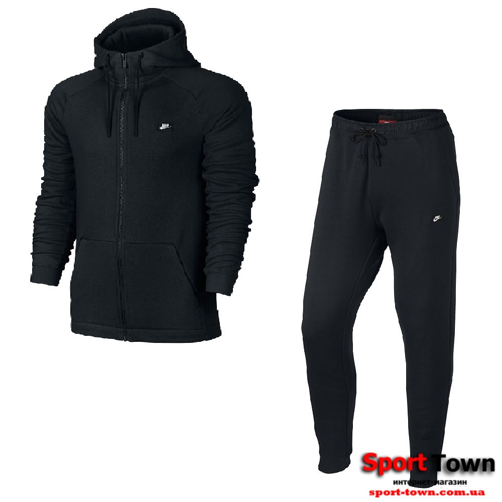 Nike Modern Zip-Up Hoodie 835858-010 - 835862-010 Оригинал