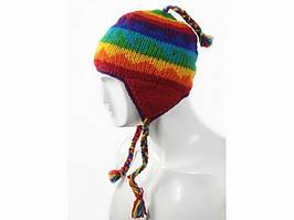 Теплая шапка Carlos Jose Сделана с натуральных материалов Незаменимый головной убор Унисекс Код: КГ6460