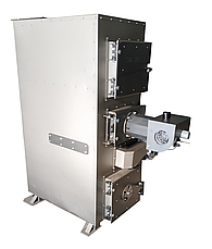 Котел на пеллетах 30 кВт DM-STELLA (двухконтурный), фото 3
